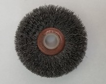 COPPER CENTER BRUSHES STEEL BRASS AND ABRASIVE