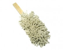 CURVED HANDLE SCRATCH BRUSH