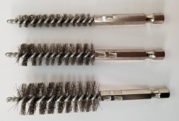 Gun, Barrel and Cylinder Brushes