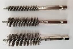 Gun, Barrel and Cylinder Brushes